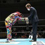【新日本プロレス】高橋ヒロムが正式に王座返上へ! 大阪城ホールの代役にBUSHIを指名