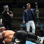 【新日本プロレス】ヒロムの怪我でIWGPジュニア戦線が混迷状態に! まずは金丸&デスぺがタッグ王座に挑戦表明