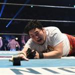 【新日本プロレス】2.27 大阪城ホールのKOPW戦はYTR式テキサス・ストラップマッチに決定【トロフィー壊されすぎ問題】