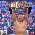 【WWE】ミズフィッツ狂喜!ミズが通算二度目のキャッシュインで10年ぶりのWWE王座返り咲き!