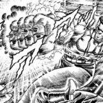 【小ネタ】「男塾」Jの知られざる修練の日々を描いた近藤和寿によるスピンオフ【目じゃないぜ!】