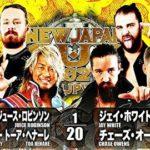 【新日本プロレス】8人タッグマッチ 新日本本隊 vs BULLET CLUB【3.9岡山・第3試合】