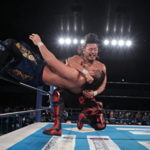 【新日本プロレス】NJC2021二回戦 後藤洋央紀 vs 鷹木信悟②【3.13愛知・メインイベント】