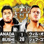 【新日本プロレス】タッグマッチ L.I.J vs ジ・エンパイヤ【3.16後楽園・第3試合】