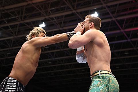 【新日本プロレス】NJC2021準々決勝 SANADA vs ウィル・オスプレイ②【3.18静岡・メインイベント】