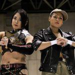 【スターダム】DDMのジュリアと舞華、4.4横浜武道館での同門対決を前に険悪ムードが漂う