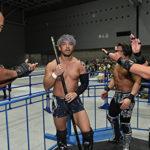 【新日本プロレス】棒が話題の中心に! 適当な抗争でも盛り上がるのはKENTAの良さ