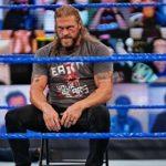 【WWE】感動のビッグカムバックを果たしたはずのエッジさん、やっぱり定位置に戻ってしまう