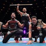 【新日本プロレス】IWGPタッグの絶対王者GOD!次に挑むのはどのチーム?