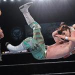 【新日本プロレス】NJC2021優勝のオスプレイ! 想定外の蛮行で会場を凍りつかせる【3.21仙台】