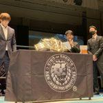 【新日本プロレス】3・30後楽園大会にてIWGP世界ヘビー級王座の新ベルトがお披露目される【概ね好評】
