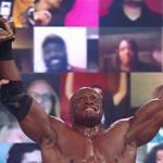 【WWE】黒人のWWE王者が誕生!!!【キャンユーディッキーサカー!の人?】