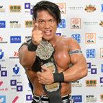 【新日本プロレス】石森太二、オフでもバレットクラブの宣伝は欠かさない律儀なヒール