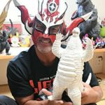 【新日本プロレス】またも破壊されたKOPWトロフィー、あの一流造形師に修理を依頼か【3.5後楽園】