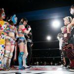 【スターダム】STARS vs大江戸隊の決着戦は5vs5イリミネーション! 最後に負けた人間が相手のユニット入り