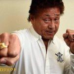 天龍源一郎(71)、運転免許証を自主返納