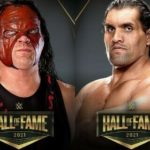 【WWE】WWE Hall of Fame、新たにグレート・カリとケインが選出される!