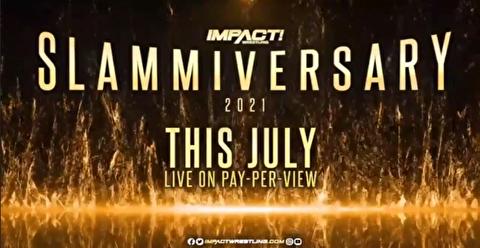 【TNA】オカダと内藤がTNAの年間最大PPV・Slammiversaryに参戦?