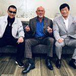 【プロレス記事】武藤敬司、蝶野正洋に60歳でのベルト奪取を予告…「次、グレート・ムタで取らなきゃいけねぇ」