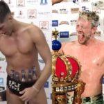 【新日本プロレス】初代ZIMA王者決定戦 ザック・セイバー・ジュニア vs ジェフ・コブ
