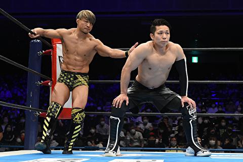 【新日本プロレス】YOHは見ててもどかしい & のぶおじの職人芸
