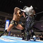 【新日本プロレス】SANADA vs ヘナーレ、タイトルマッチでも遜色ない良い試合だったわ