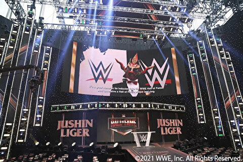 【プロレス記事】獣神サンダー・ライガー、1年遅れでWWE殿堂入り「本当にプロレスラーやってて良かった」