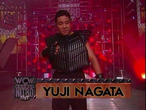 WCW参戦の永田さん