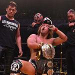 【新日本プロレス】内藤の初戴冠とSANADA初登場からちょうど5年だってよ