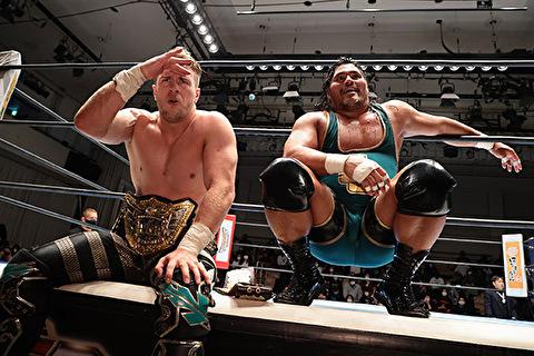 【新日本プロレス】オスプレイ&コブにIWGPタッグ戦線を盛り上げてほしい
