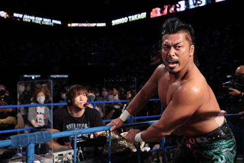 【新日本プロレス】実は過酷などんたくシリーズ & オスプレイの鉄柵バックドロップは禁止にしてほしい