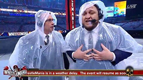 【WWE】レッスルマニアの会場に観客が戻ってきた! しかし何やら雲行きが……