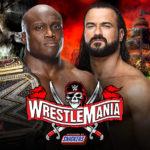 【WWE】WWE王座戦 ボビー・ラシュリー vs ドリュー・マッキンタイア【4.10 フロリダ州タンパ】