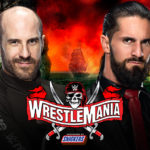 【WWE】シングルマッチ セス・ロリンズ vs セザーロ【4.10 フロリダ州タンパ】
