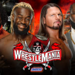 【WWE】 RAWタッグ王座戦 ニュー・デイ vs AJスタイルズ&オモス 【4.10 フロリダ州タンパ】