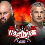 【WWE】スチール・ケージ戦 ブラウン・ストローマン vs シェイン・マクマホン 【4.10 フロリダ州タンパ】