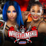 【WWE】SD女子王座戦 サーシャ・バンクス vs ビアンカ・ブレア 【4.10 フロリダ州タンパ】