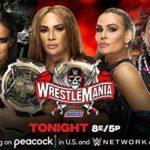 【WWE】WWE女子王座戦 ナイア・ジャックス&シェイナ・ペイズラー vs ナタリア&タミーナ【4.11 フロリダ州タンパ】