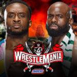 【WWE】IC王座戦 ナイジェリア・ドラム戦 ビッグE vs アポロ・クルーズ 【4.11 フロリダ州タンパ】