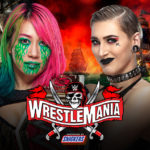 【WWE】RAW女子王座 アスカ vs リア・リプリー 【4.11 フロリダ州タンパ】