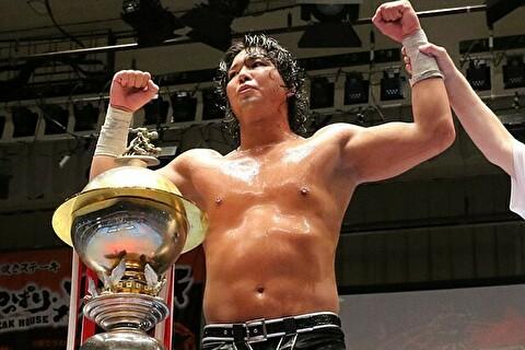 【プロレス記事】全日本チャンピオンカーニバル ジェイク・リーが宮原撃破し初V「オレこそ正義」