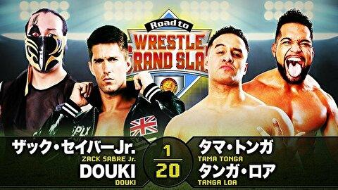 【新日本プロレス】タッグマッチ 鈴木軍 vs BULLET CLUB【5.26後楽園・第3試合】