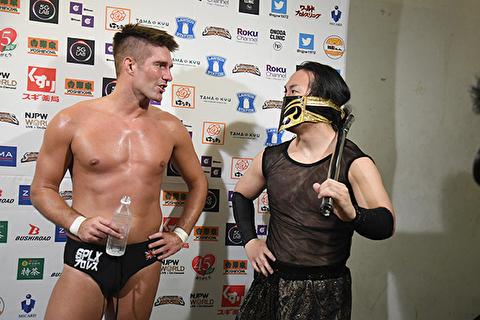 【新日本プロレス】ジャベとスペイン語まで履修している英国紳士ザック、スペックが高すぎる