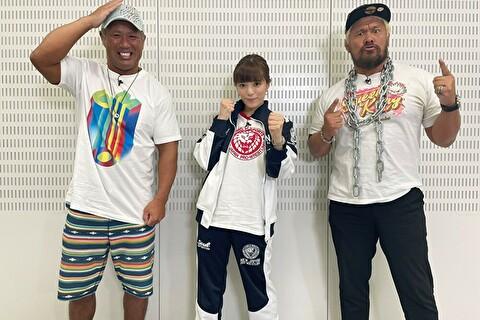 【新日本プロレス】本間さん女児誕生おめでとう & 真壁とのGBHはテレビ的にも良いタッグ