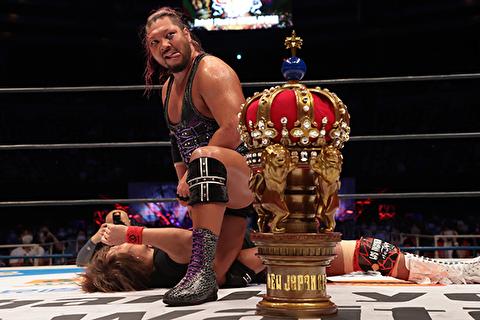 【新日本プロレス】久々にみたらダークネスさん裏切っててわろた