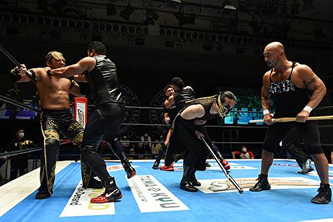 【新日本プロレス】盛り上がってきたGoD vs デンジャラステッカーズ & DOUKI vs 邪道は実現するのか