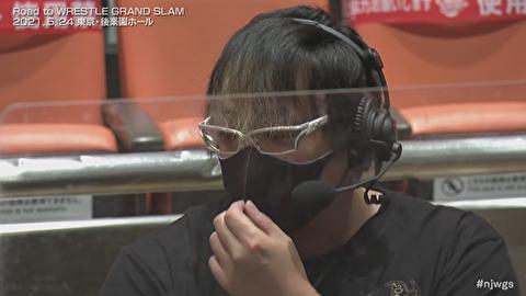 【新日本プロレス】タイチ、本日の試合内容を吹っ飛ばす衝撃のカミングアウト【5.24後楽園】