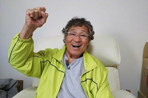 【プロレス記事】天龍源一郎、ビール片手に笑顔で退院報告「おかえりなさい」「飲み過ぎないように」