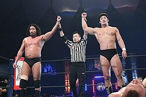 【新日本プロレス】辻と上村がヤングライオンのまま先輩たちから次々にフォールを奪う展開来てくれ