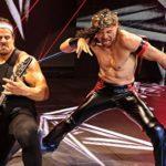【WWE】キング中邑が王冠を被ってワクチン接種 & リック・ブーゲスとの絵面が最高